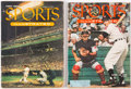 Baseball Collectibles:Publications, Sports Illustrated Lot of 2, Including First Issue. ...