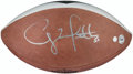 Autographs:Footballs, Clay Matthews III Signed Football.. ...