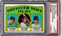 Baseball Cards:Singles (1970-Now), 1972 Topps Carlton Fisk - Red Sox Rookies #79 PSA Mint 9....