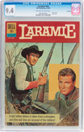 Silver Age (1956-1969):Western, Laramie #nn File Copy (Dell, 1962) CGC NM 9.4 Off-white to whitepages....