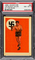Olympic Cards:General, 1956 Gum Products Adventure Max Schmeling (SP) #86 PSA NM-MT 8....