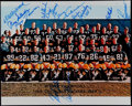 Autographs:Photos, 1966 Green Bay Packers Team Signed Photo. Super Bowl IChampions....