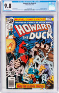 Bronze Age (1970-1979):Superhero, Howard the Duck #4 (Marvel, 1976) CGC NM/MT 9.8 White pages....
