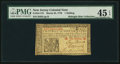Colonial Notes:New Jersey, New Jersey March 25, 1776 1s PMG Choice Extremely Fine 45 EPQ.. ...