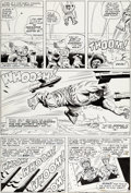 Original Comic Art:Panel Pages, Jack Kirby and Mike Esposito (as Mickey Demeo) Tales toAstonish #75 Story Page 7 Hulk Original Art (Marvel, 1966)...
