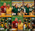 Football Collectibles:Publications, 1960s Green Bay Packers Sports Illustrated Lot of 6, featuring Bart Starr and Vince Lombardi. . ...