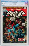 Bronze Age (1970-1979):Horror, Tomb of Dracula #13 (Marvel, 1973) CGC NM/MT 9.8 White pages....