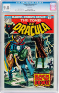 Bronze Age (1970-1979):Horror, Tomb of Dracula #16 (Marvel, 1974) CGC NM/MT 9.8 White pages....