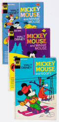 Bronze Age (1970-1979):Miscellaneous, Mickey Mouse Whitman Variant Group of 48 (Whitman, 1970s)....(Total: 48 Comic Books)