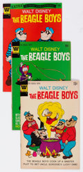 Bronze Age (1970-1979):Miscellaneous, Whitman Variant The Beagle Boys Group of 29 (Whitman, 1970s)....(Total: 29 Comic Books)