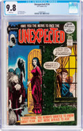 Bronze Age (1970-1979):Horror, Unexpected #134 (DC, 1972) CGC NM/MT 9.8 White pages....