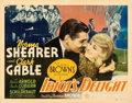 """Movie Posters:Comedy, Idiot's Delight (MGM, 1939). Half Sheet (22"""" X 28"""").. ..."""