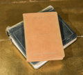 , A Zsa Zsa Gabor Personal Address Book and Planner, circa 1965 andlater. 9 h x 7-1/2 w x 2 d inches (22.9 x 19.1 x 5.1 cm) (...