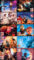 """Movie Posters:Animation, James and the Giant Peach (Tobis Filmkunst, 1996). German Lobby Card Set of 16 (11"""" X 14""""). Animation.. ... (Total: 16 Items)"""
