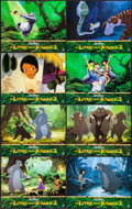 "Movie Posters:Animation, The Jungle Book 2 (Gaumont Buena Vista International, 2003). FrenchColor Photo Set of 8 (11"" X 14""). Animation.. ... (Total: 8 Items)"