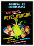 "Movie Posters:Animation, Pete's Dragon (Buena Vista, 1977). One Sheet (30"" X 40"") Advance. Animation.. ..."