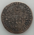 German States:Brunswick-Lüneburg-Celle, German States: Brunswick-Lüneburg-Celle. Christian Ludwig EngravedTaler 1663-LW Good VF,...