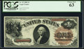 Large Size:Legal Tender Notes, Fr. 29 $1 1880 Legal Tender PCGS Choice New 63....
