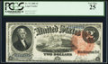 Large Size:Legal Tender Notes, Fr. 53 $2 1880 Legal Tender PCGS Very Fine 25.. ...