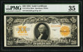 Large Size:Gold Certificates, Fr. 1187 $20 1922 Mule Gold Certificate PMG Choice Very Fine 35.. ...