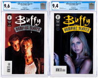 Buffy the Vampire Slayer #2 and 4 CGC-Graded Group (Dark Horse, 1998).... (Total: 2 Comic Books)