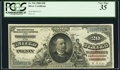Large Size:Silver Certificates, Fr. 316 $20 1886 Silver Certificate PCGS Very Fine 35.. ...