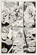Original Comic Art:Panel Pages, George Tuska and Mike Esposito Iron Man #32 Story Page 7 Original Art (Marvel, 1970)....
