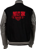 Music Memorabilia:Costumes, Motley Crue Theatre Of Pain World Tour Crew Jacket (1985-1986)....