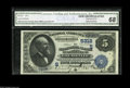 National Bank Notes:Kentucky, Louisville, KY - $5 1882 Date Back Fr. 537 The NB of Kentucky Ch. #(S)5312 A perfectly centered example which appears ...