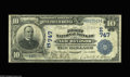National Bank Notes:Maryland, New Windsor, MD - $10 1902 Date Back Fr. 616 The First NB Ch. #(E)747 A very scarce Carroll County note with just ten ...