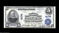 National Bank Notes:Missouri, Saint Louis, MO - $5 1902 Plain Back Fr. 600 The NB of Commerce Ch.# 4178 A nice bright example perfect for type, with...