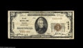 National Bank Notes:Pennsylvania, Dale, PA - $20 1929 Ty. 1 The Dale NB Ch. # 12967 A seldom seenCambria County note from the sole bank to issue here. ...