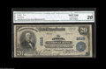 National Bank Notes:Pennsylvania, Ephrata, PA - $20 1902 Plain Back Fr. 659 The Ephrata NB Ch. # 2515CGA Very Fine 20. We sold a Fine-Very Fine $10 ...