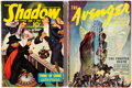 Pulps:Hero, The Shadow/The Avenger Group of 2 (Street & Smith, 1940-42) Condition: VG+.... (Total: 2 Items)