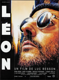 """The Professional (Columbia, 1994). French Grande (45.5"""" X 62""""). Thriller"""
