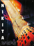 "Movie Posters:Crime, La Femme Nikita (Gaumont, 1990). French Grande (45.5"" X 62"").Crime.. ..."