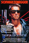 "Movie Posters:Science Fiction, The Terminator (Orion, 1984). One Sheet (27"" X 40"") SS. ScienceFiction.. ..."
