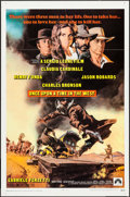 """Movie Posters:Western, Once Upon a Time in the West (Paramount, 1969). One Sheet (27"""" X 41""""). Western.. ..."""