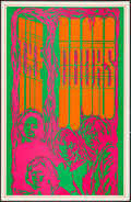 "Movie Posters:Rock and Roll, The Doors (Saladin, 1967). Head Shop Poster (13"" X 20""). Rock andRoll.. ..."