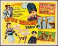 """Movie Posters:Comedy, Little Rascals Varieties (Allied Artists, 1959). Half Sheet (22"""" X28""""). Comedy.. ..."""