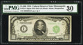 Small Size:Federal Reserve Notes, Fr. 2211-I $1,000 1934 Mule Federal Reserve Note. PMG Very Fine 30.. ...