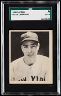 Baseball Cards:Singles (1930-1939), 1939 Play Ball Joe DiMaggio #26 SGC Authentic.. ...