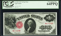 Large Size:Legal Tender Notes, Fr. 36* $1 1917 Legal Tender PCGS Very Choice New 64PPQ.. ...