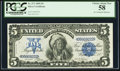Fr. 271 $5 1899 Silver Certificate PCGS Choice About New 58