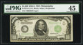 Small Size:Federal Reserve Notes, Fr. 2212-C $1,000 1934A Federal Reserve Note. PMG Choice Extremely Fine 45.. ...