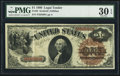 Large Size:Legal Tender Notes, Fr. 28 $1 1880 Legal Tender PMG Very Fine 30 EPQ.. ...