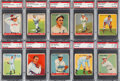 Baseball Cards:Lots, 1933 Goudey Baseball PSA EX-MT 6 Collection (23). ...