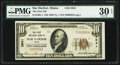 National Bank Notes:Maine, Bar Harbor, ME - $10 1929 Ty. 1 The First NB Ch. # 3941. ...