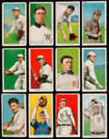 Baseball Cards:Lots, 1909-11 T206 Piedmont & Sweet Caporal Collection (38).. ...