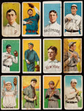 Baseball Cards:Lots, 1909-11 T206 Tobacco Collection (12).. ...